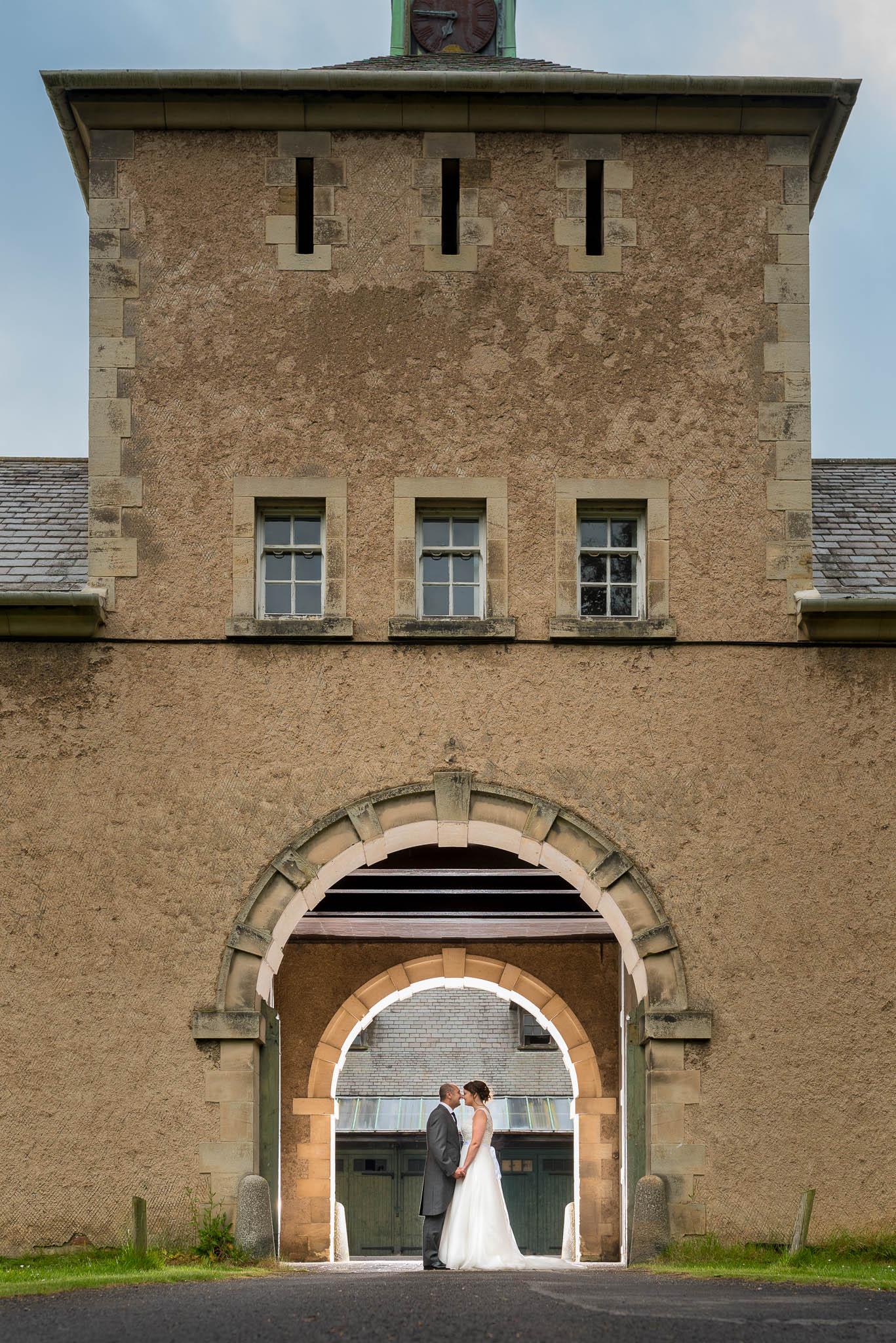 Dan & Alison - Crathorne Hall Hotel Wedding