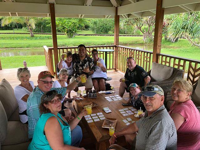 Knuknfutz with #Kauai #safari. What a great time!  Get your #game on with #Kunknfutz!  #Amazon prime. Amazon choice!