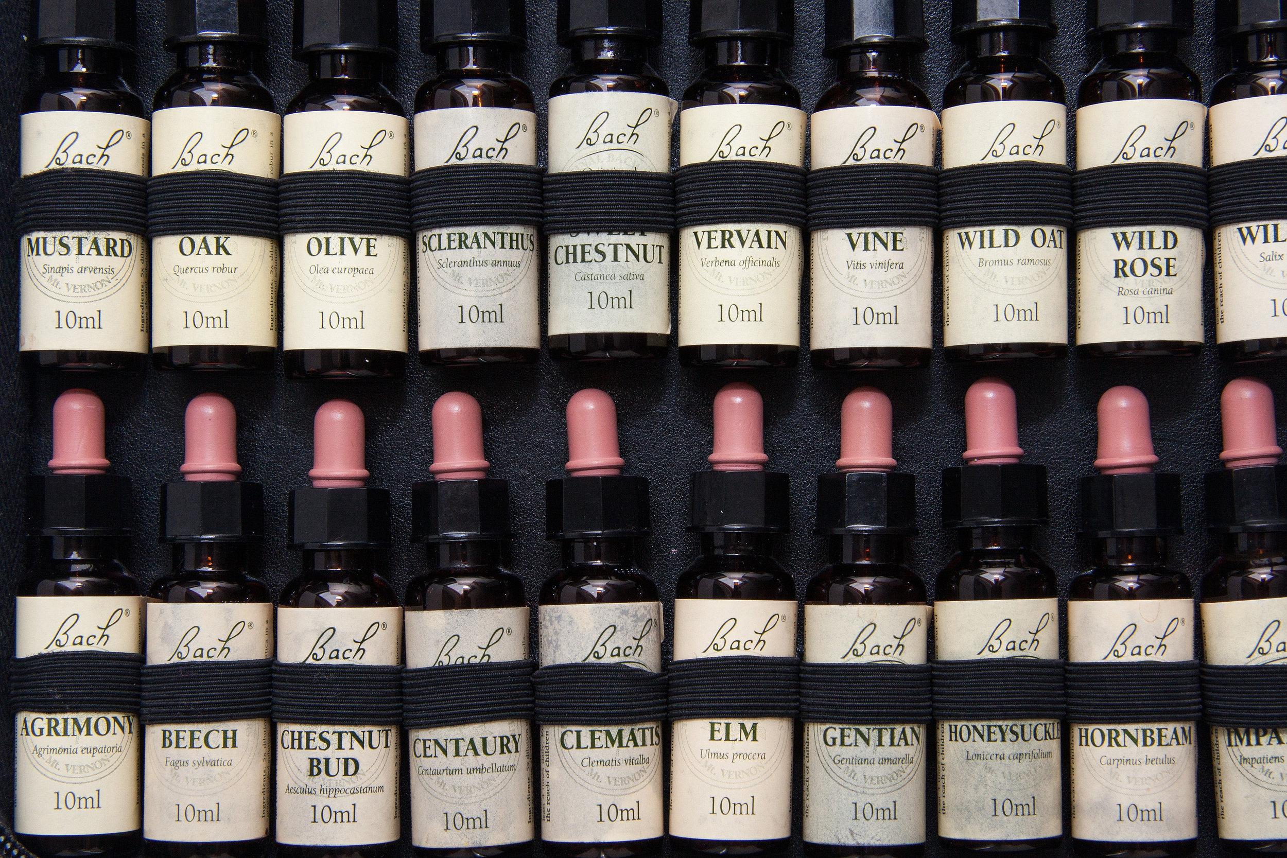 Herbal Remedies - 50 mls $25100 mls $45