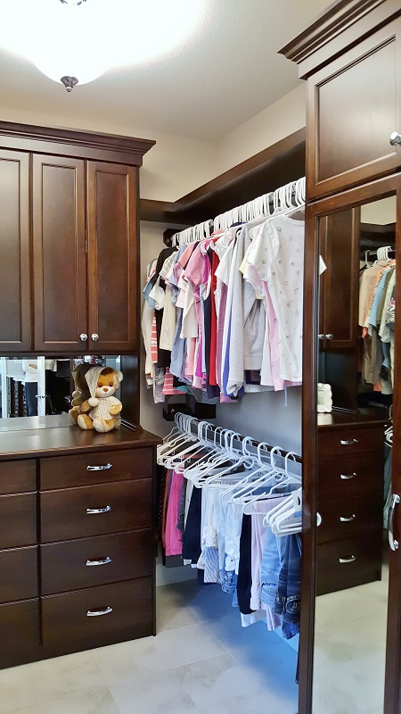 Neat, Organized, Customized to YOUR needs  - Our design professionals are here to help you achieve the closet space you've been dreaming of