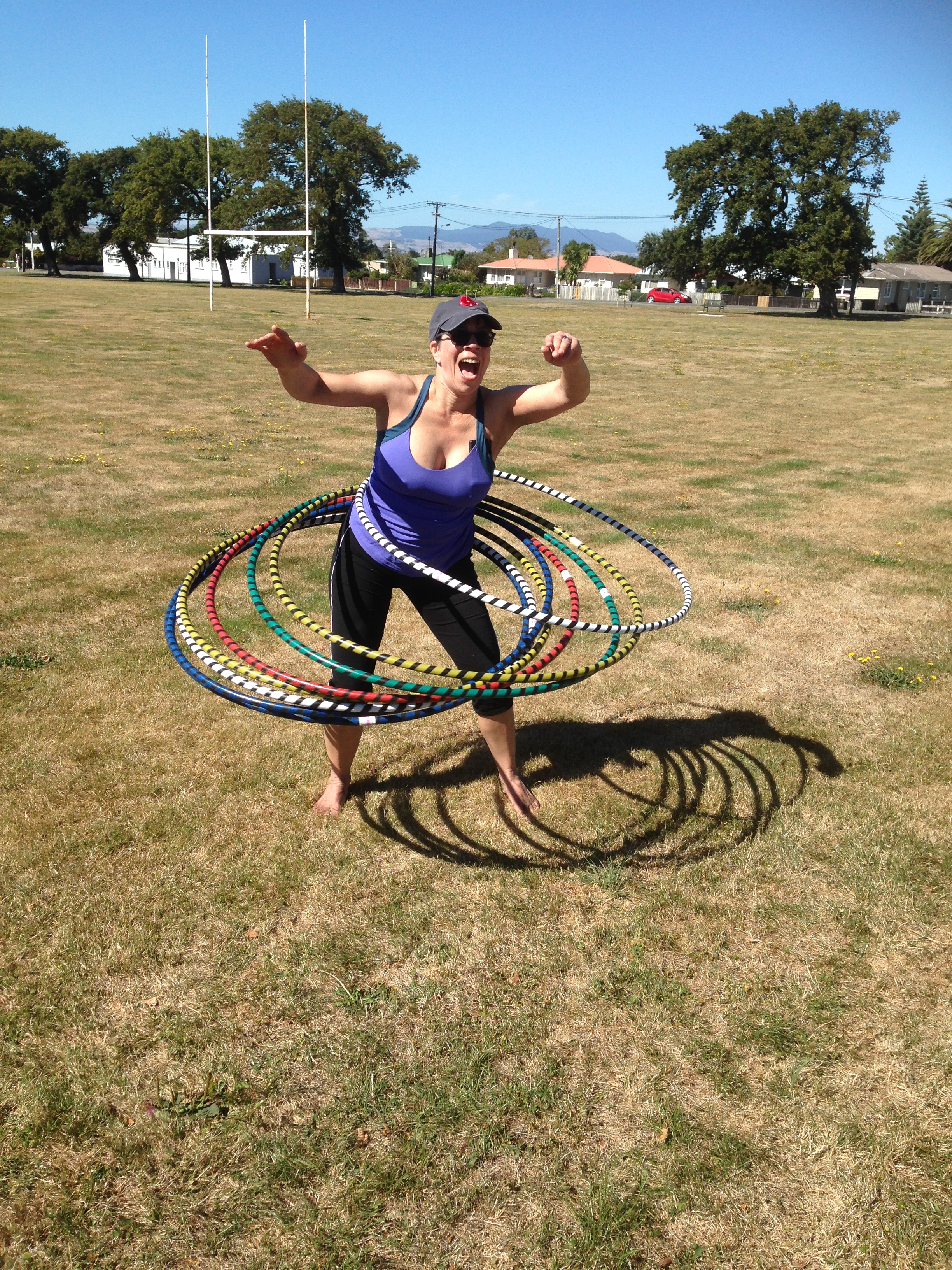 Totally Hooped!