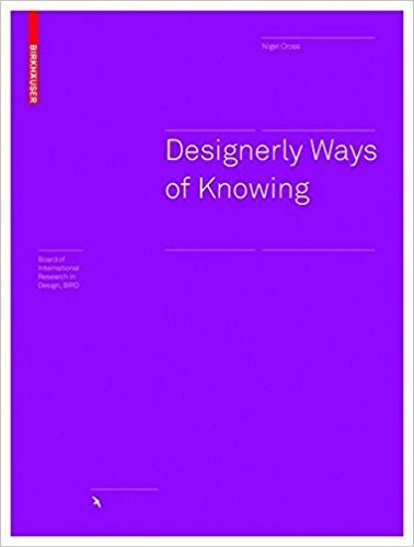 Designerly Ways Of Knowing Informing Ecological Design