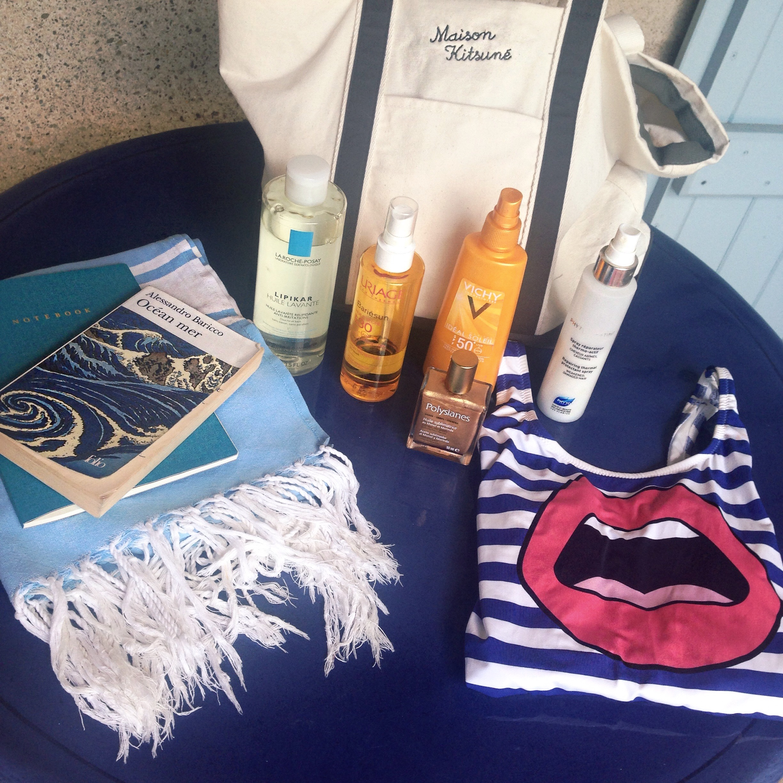 Beach holidays essentials