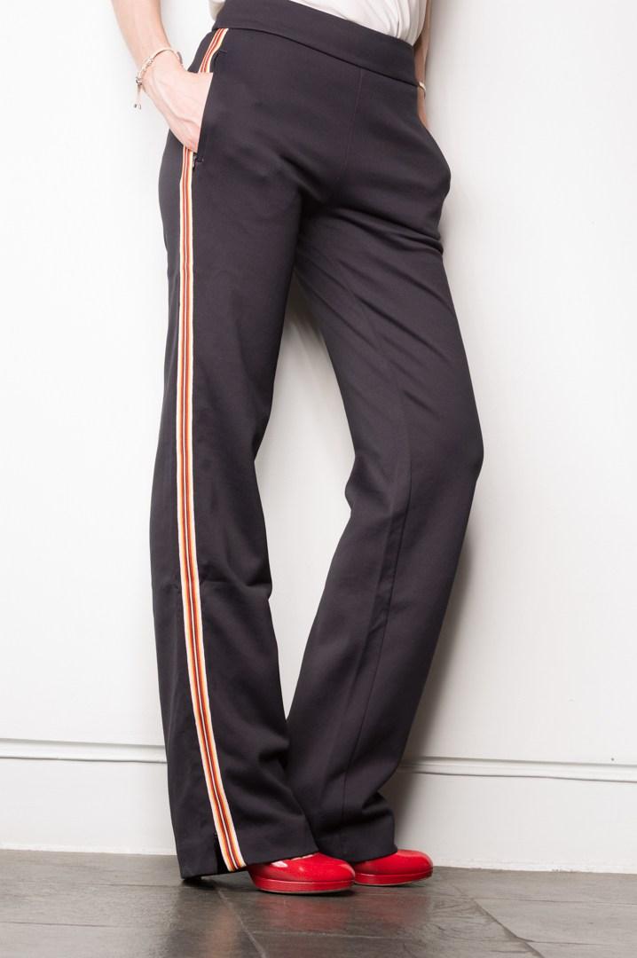See By Chloe Side Stripe Trousers