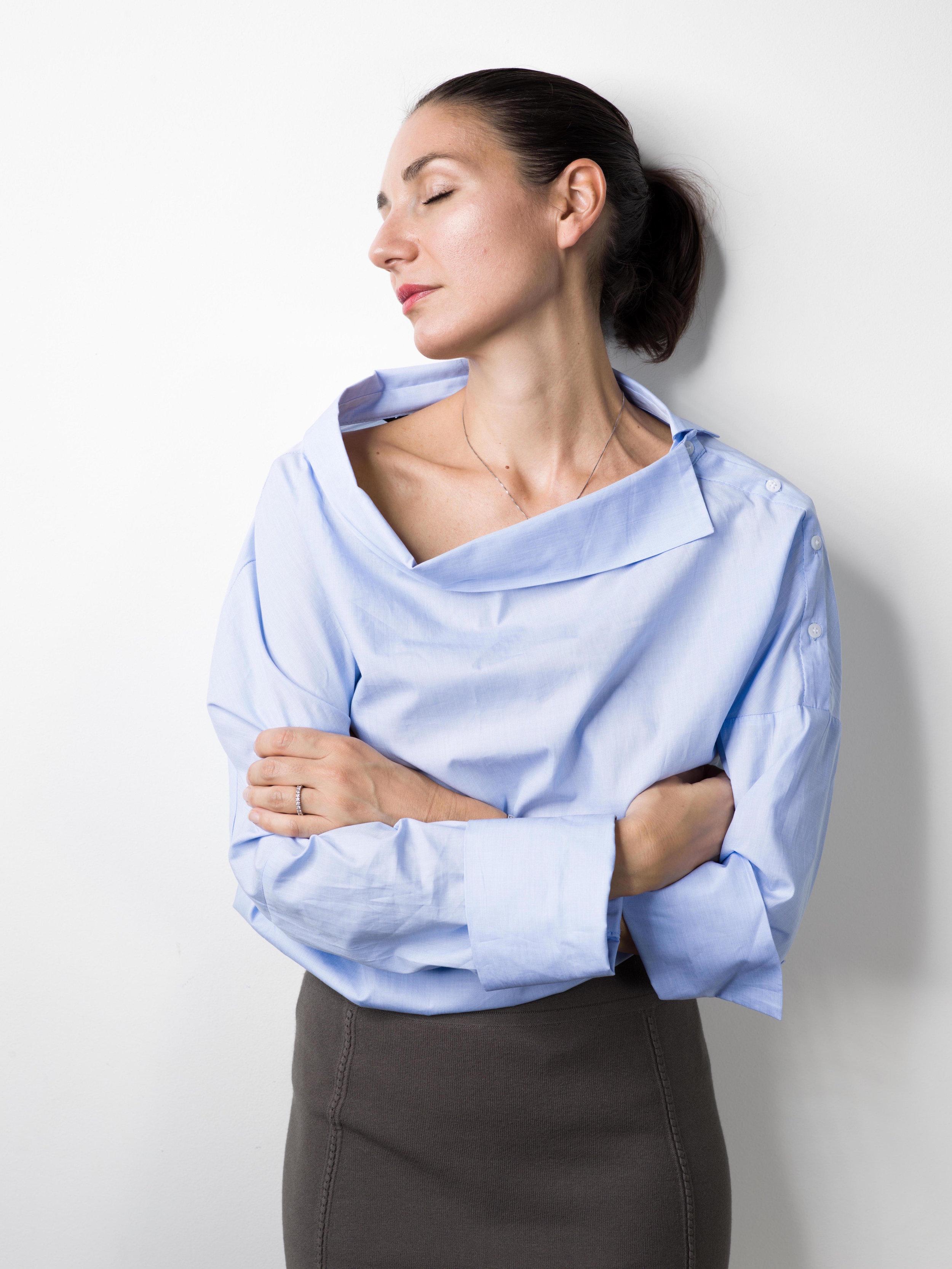 Zara Side Buttoned Shirt