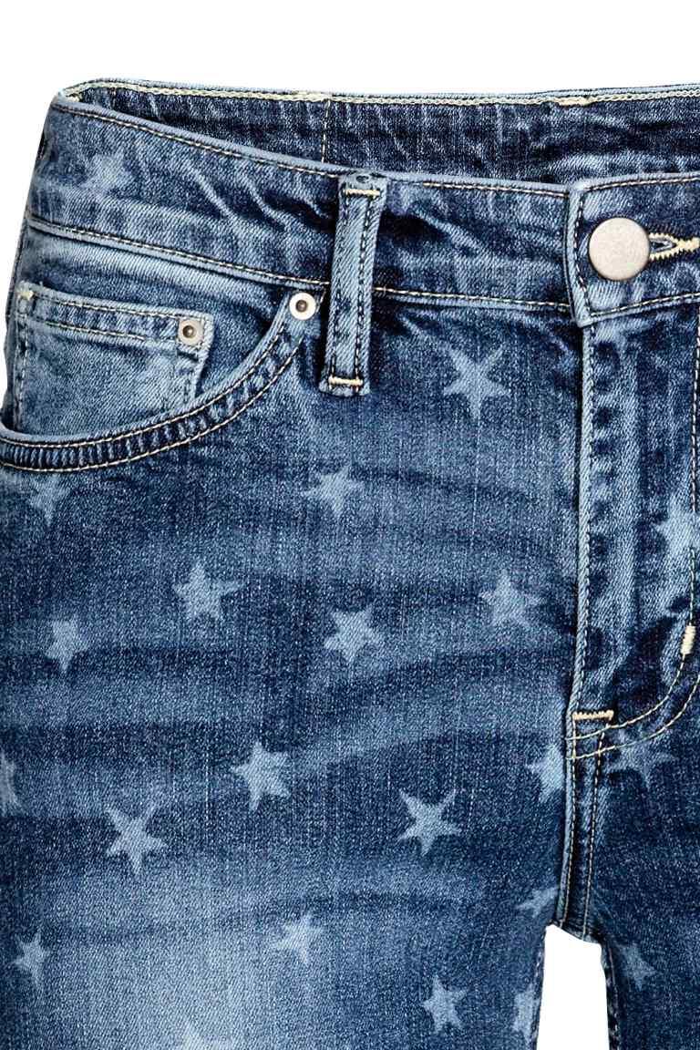 Skinny Regular Jeans H&M.jpeg