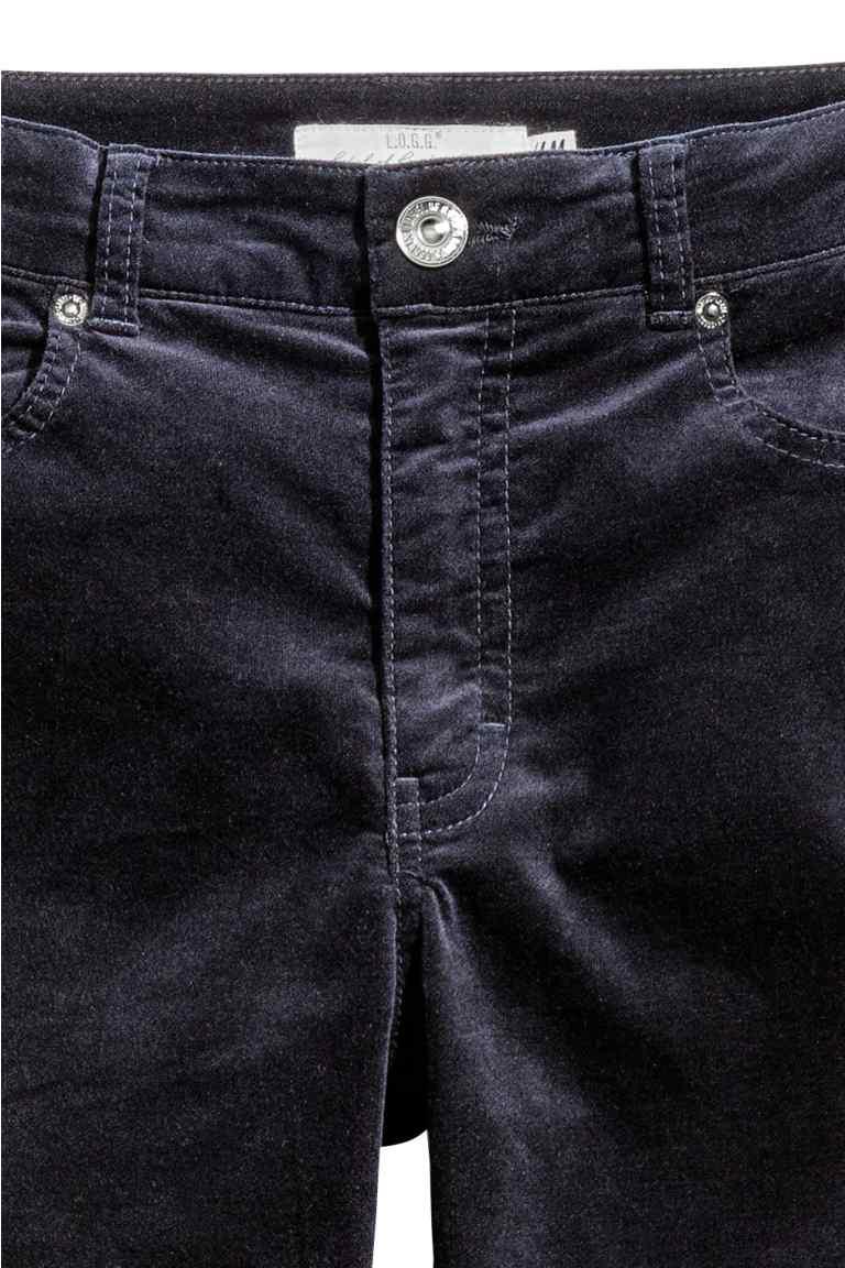 Velvet Trousers H&M.jpeg