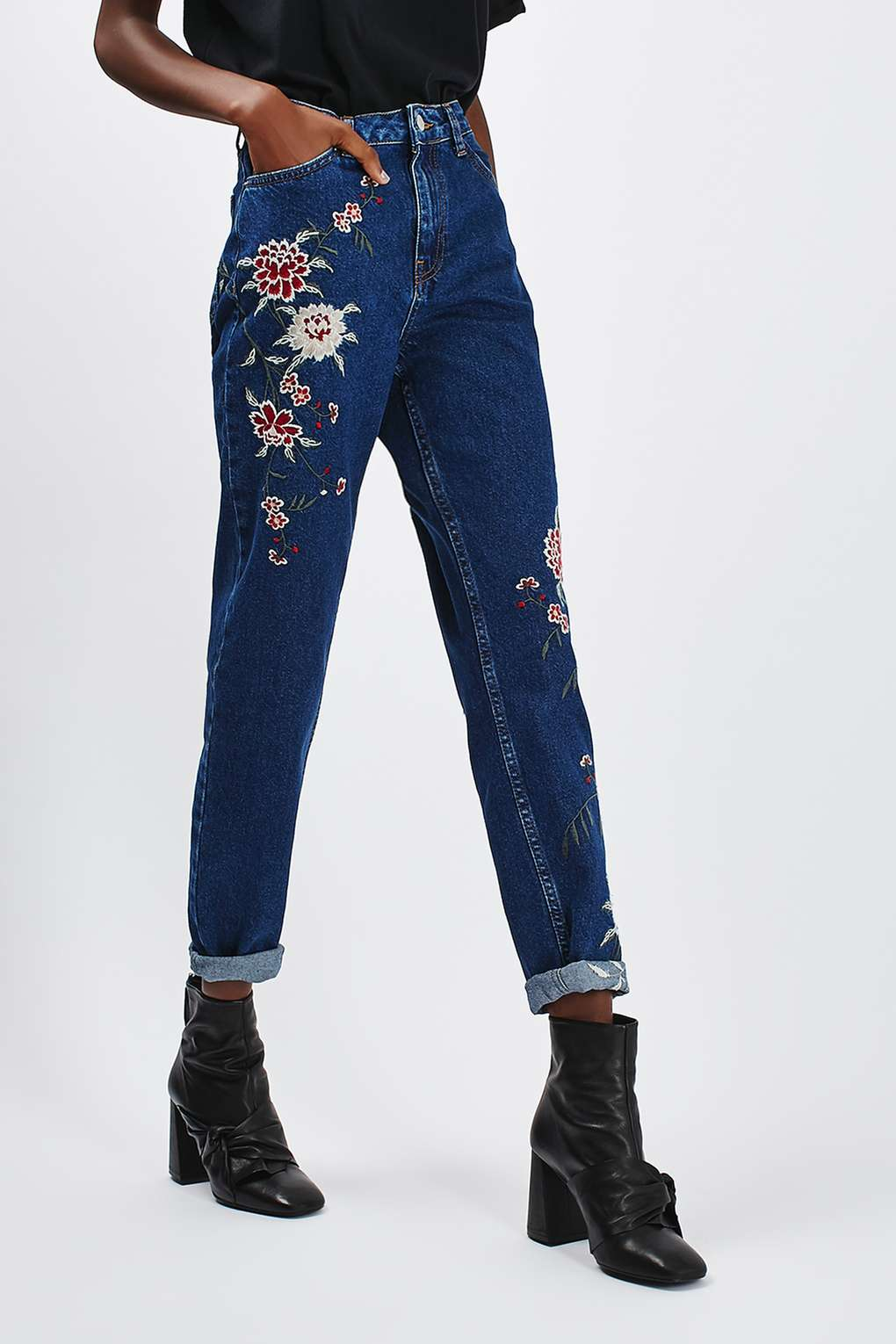 Topshop Moto EMbroidered Jeans.jpg