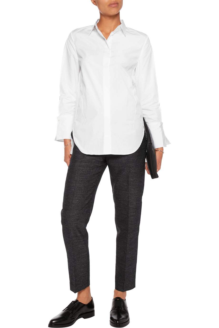 Cotton Poplin Shirt  by  3.1 Phillip Lim , £86 on The Outnet