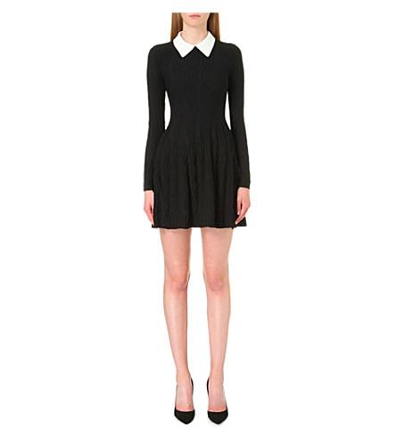 Sandro Christal Knitted Dress.jpeg