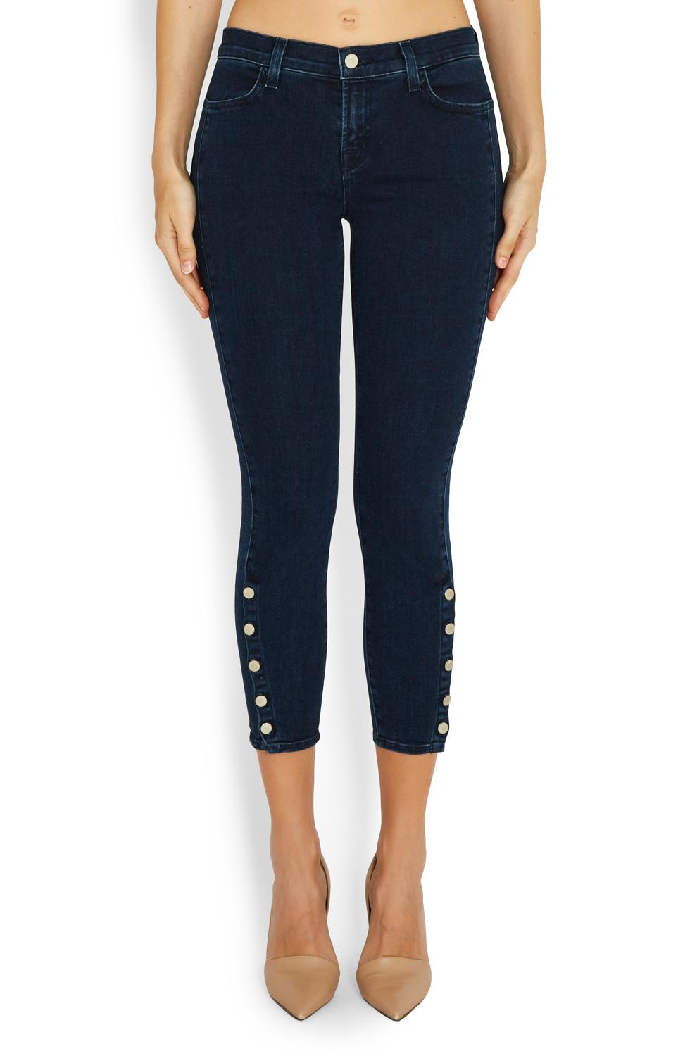 J Brand   Suivi Crop in Allegiance , £95 (used to be £250) -  One of my favourite jeans brands. Yet, I have never bought anything from them at full price (£250 for a pair of jeans, really??).