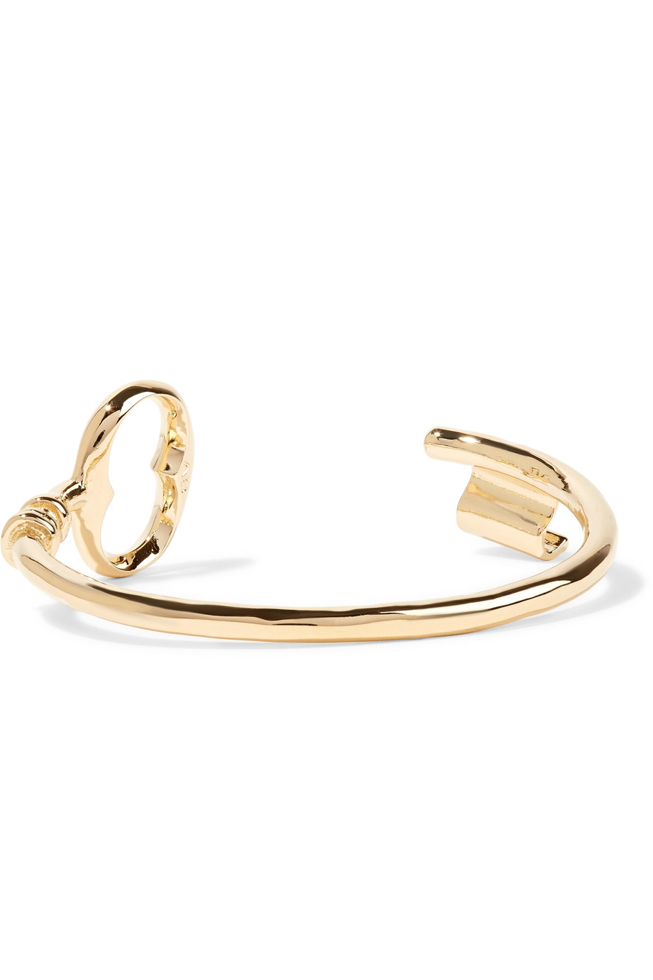 Aurélie Bidermann   Gold Plated Bangle , £114 -  sweet and simple