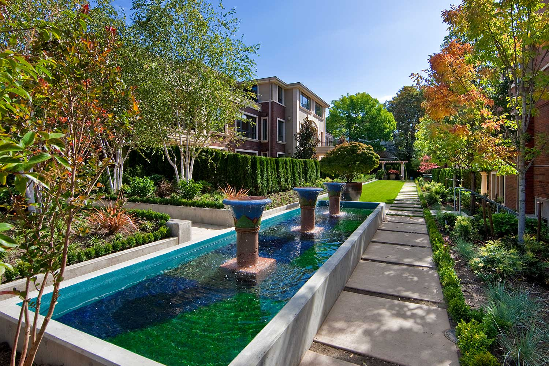 Harvard and Highland Condominiums
