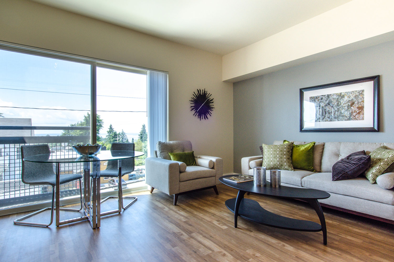 107 on Greenwood Apartments
