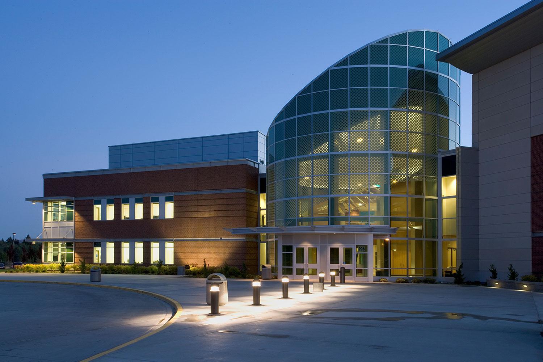 Jerilyn S. McIntyre Music Building, CWU