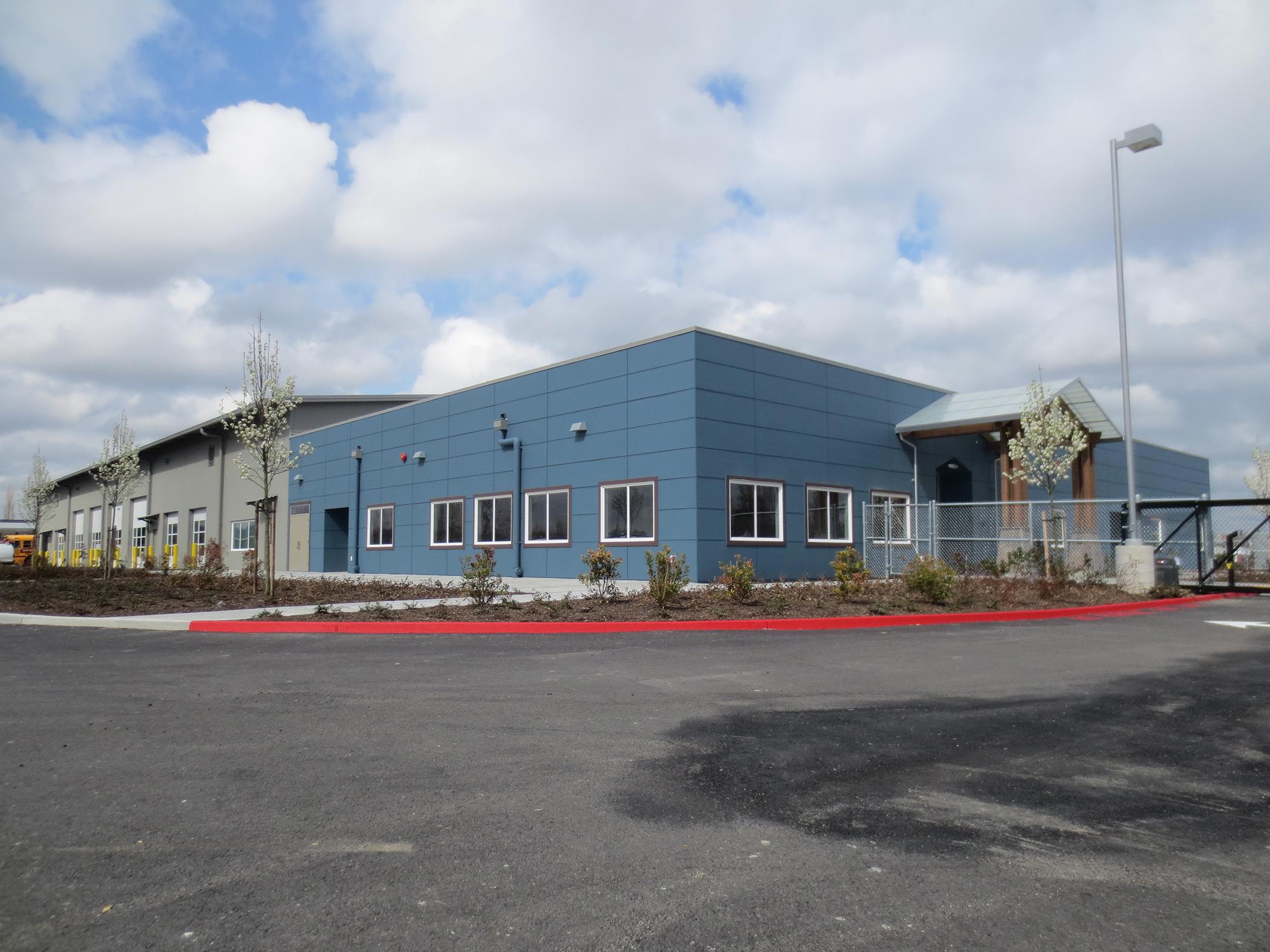 Marysville Lakewood Joint Transportation Center