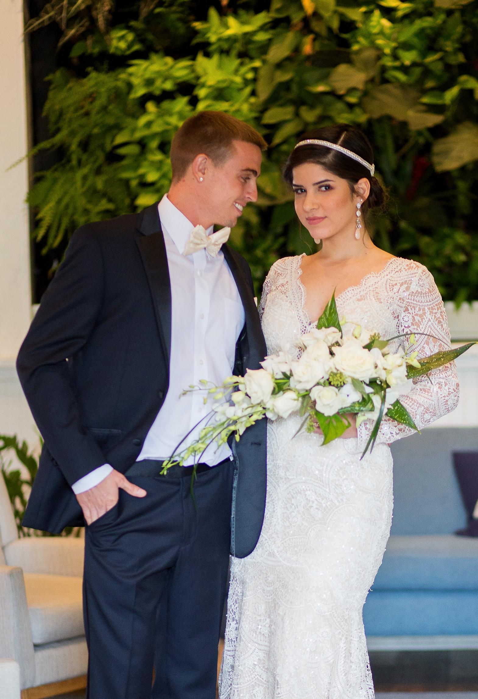 Bridal Halo, Boho bridal Headpiece, Forehead bridal Headband- Champagne and GRIT