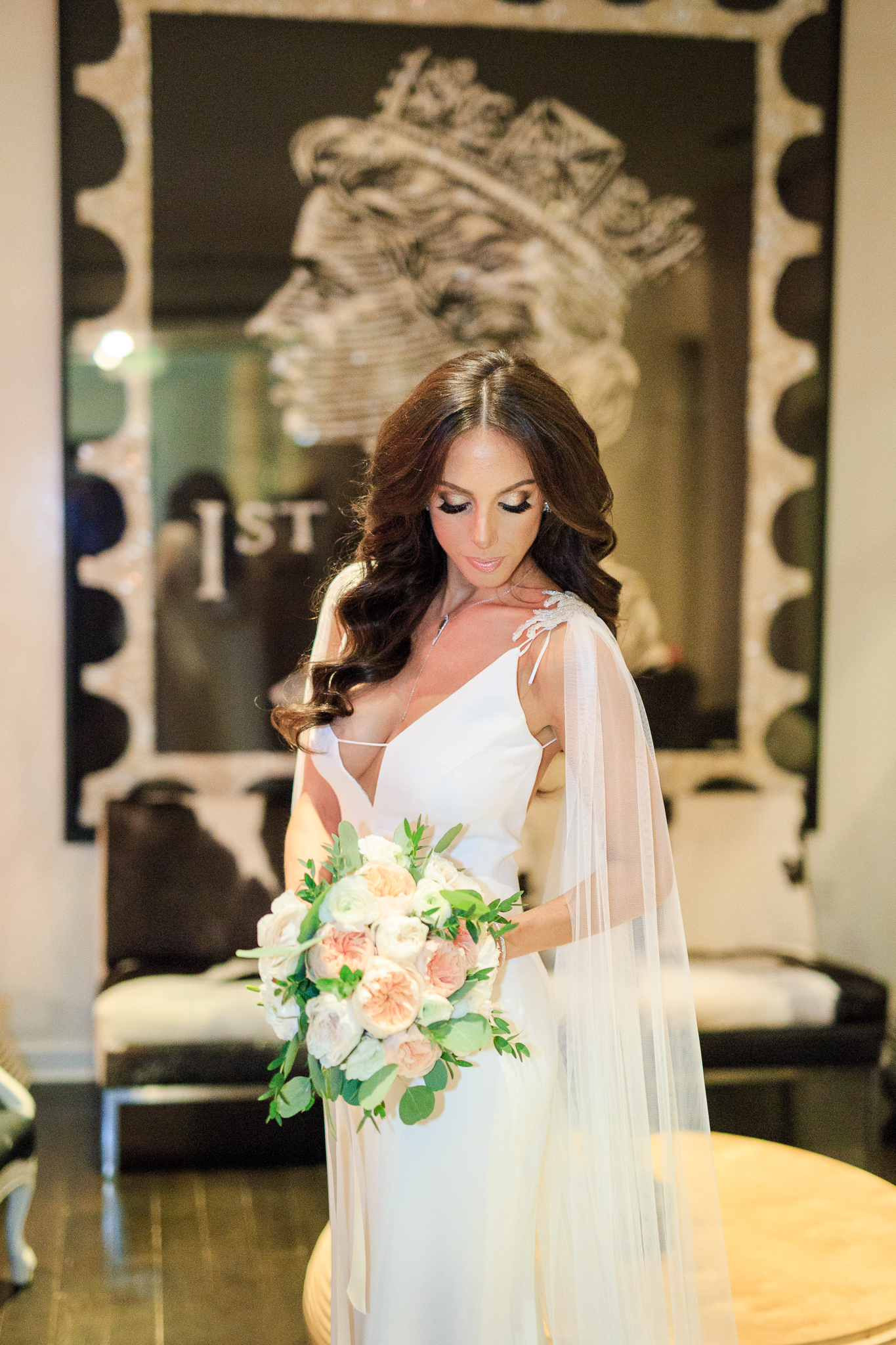 Say yes to the Dress, bridal Cape , Wedding veil cape, Champagne and GRIT - Copy.jpg
