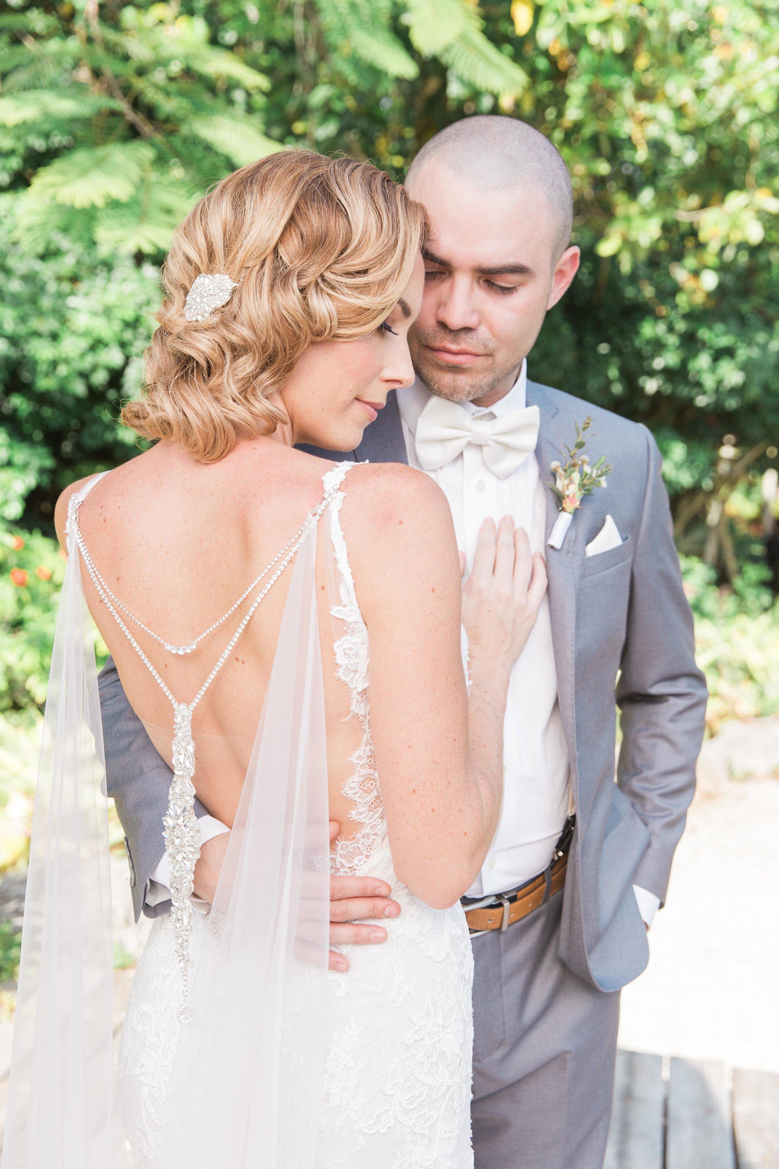 Back Necklace, bridal back drop necklace, Wedding Back Necklace Champagne and GRIT - Copy.jpg
