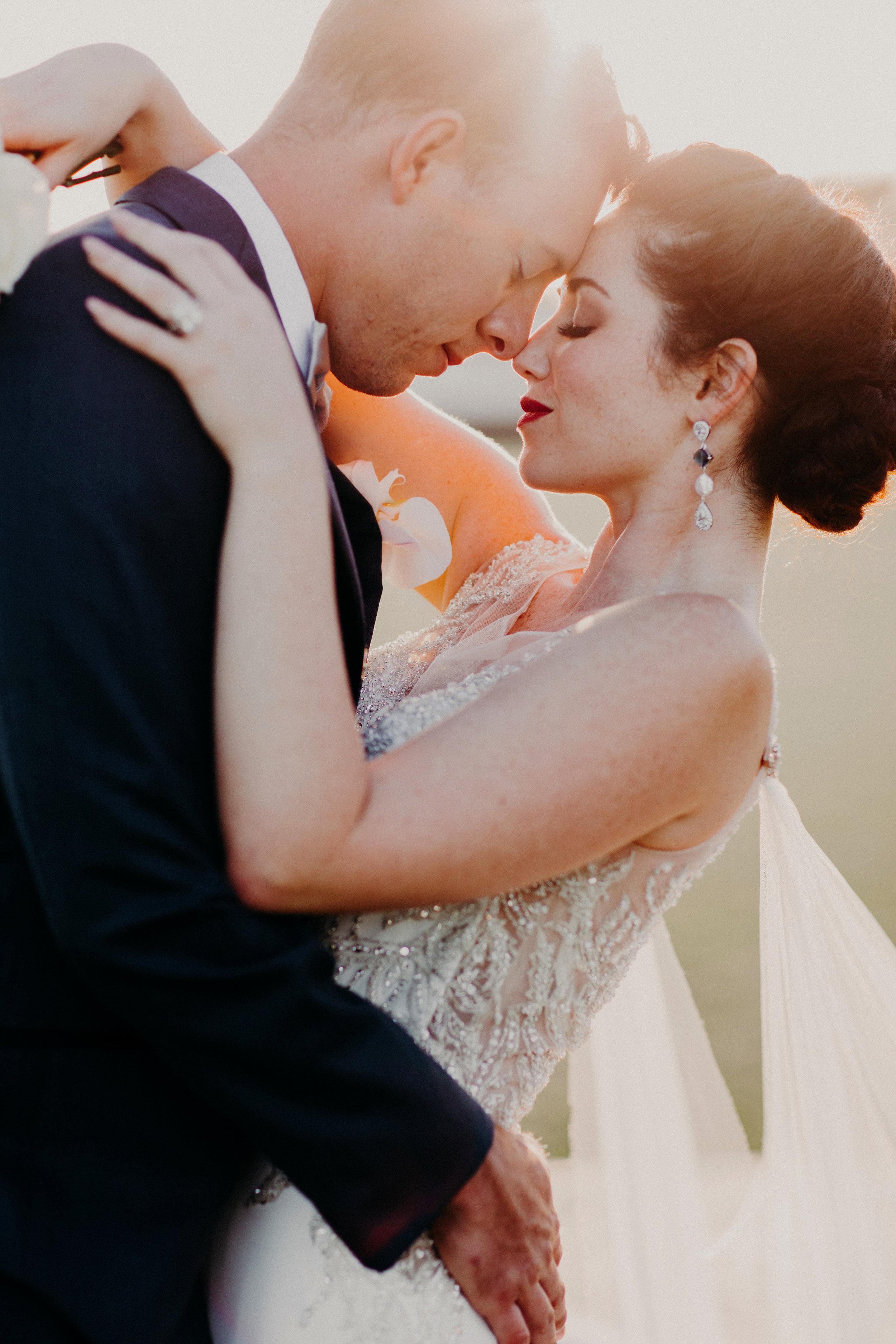 Bridal Veil Cape, Wedding Veil, Detachable train, Champagne and GRIT - Copy.jpg