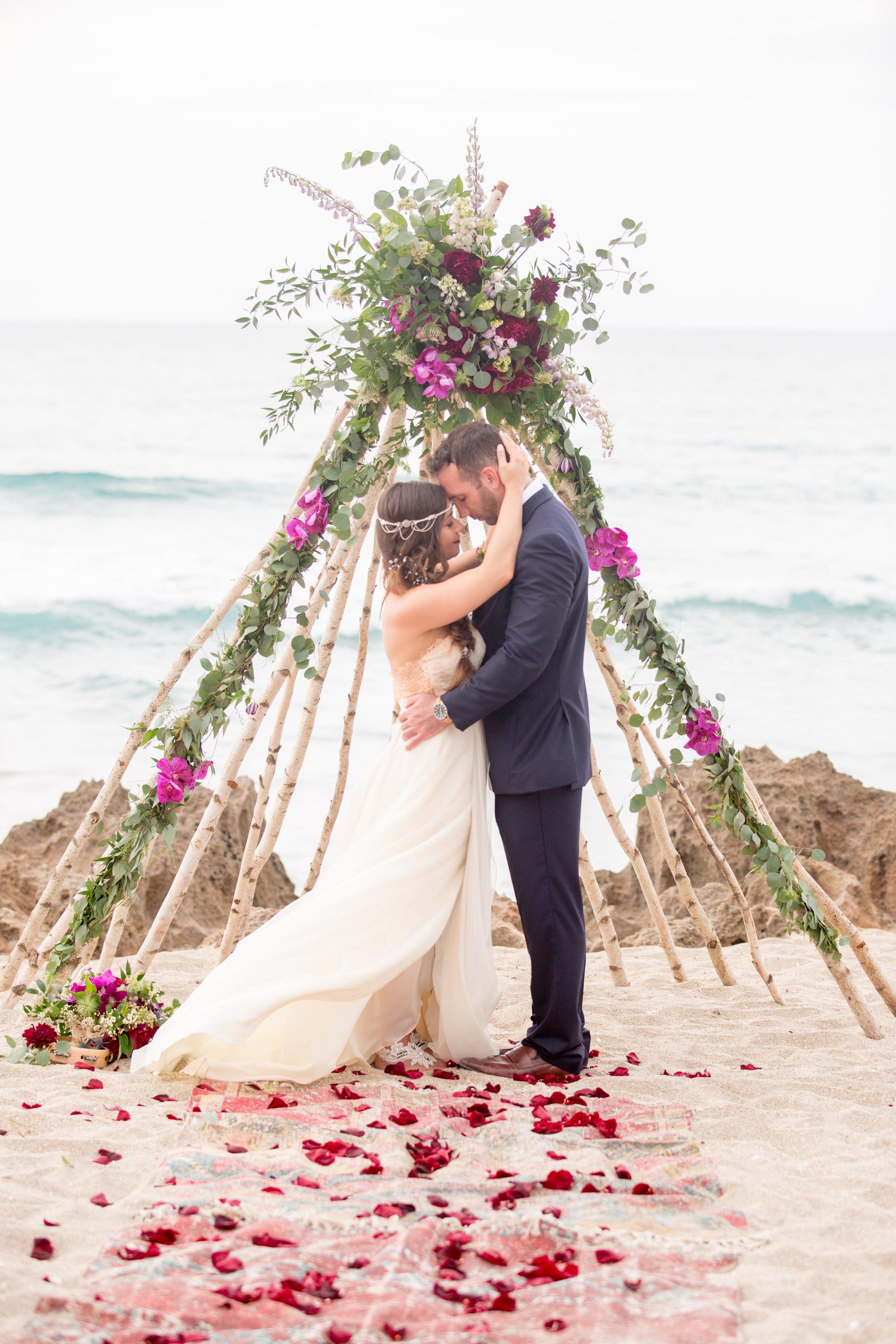 Boho bridal Accessories, Beach Bride, Champagne and GRIT - Copy.jpg