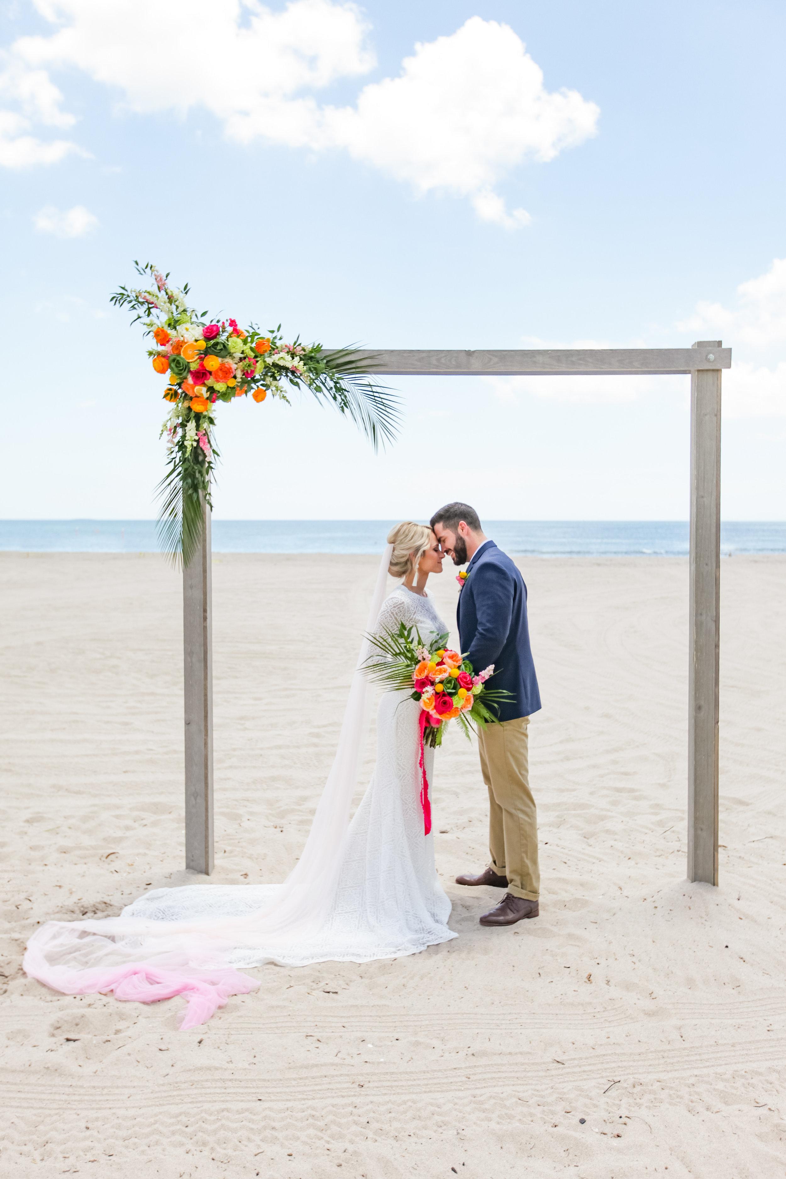 Blush Veil, Ombre Veil, Ombre wedding, Ombre blush bridal Veil, Blush wedding, Champagne and GRIT - Copy.jpg