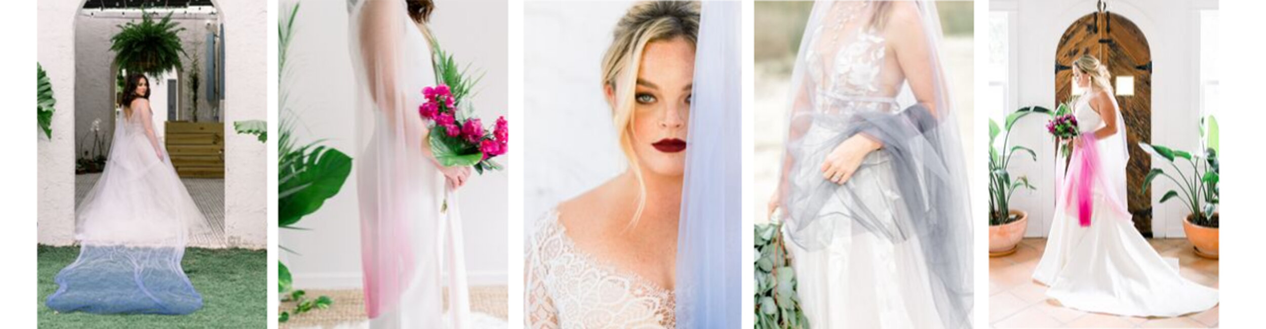 Ombre Wedding, Ombre Veil, Champagne and GRIT.jpg