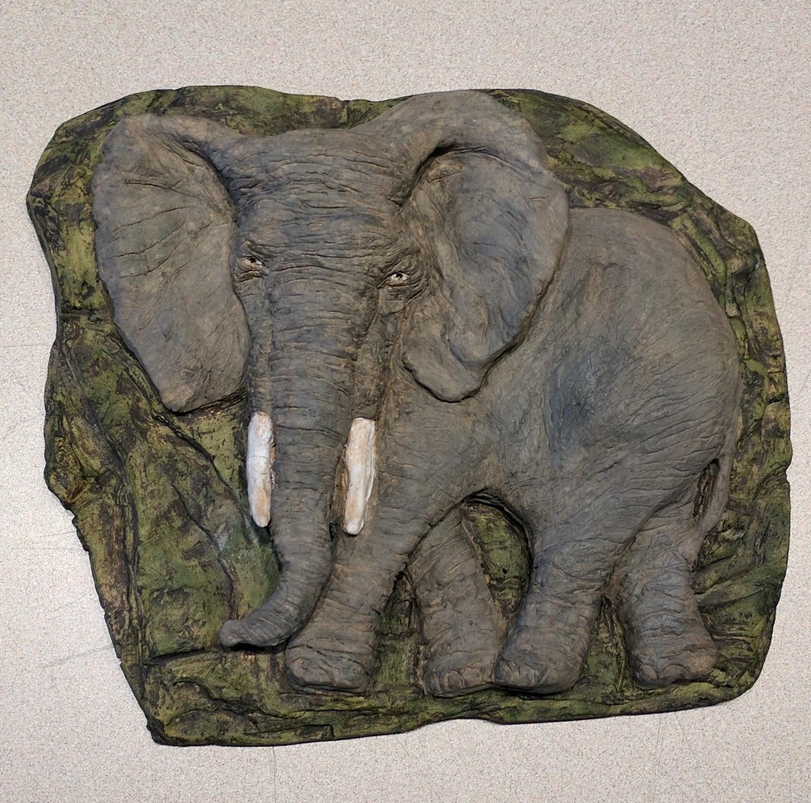 Wall Elephant  #5.jpg