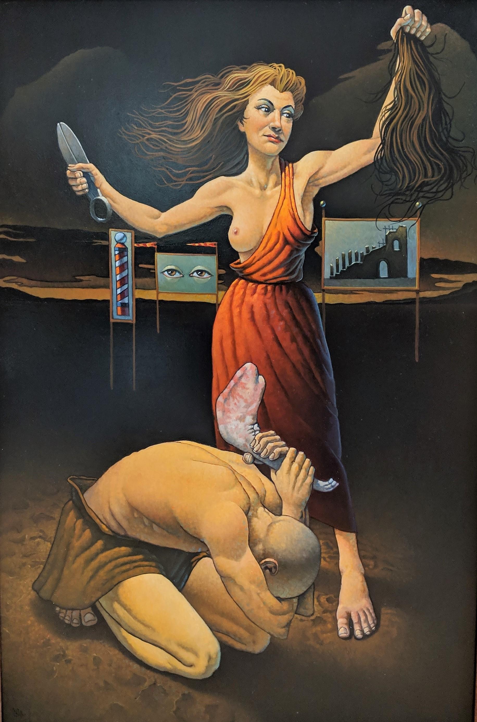 Samson And Delilah unframed.jpg