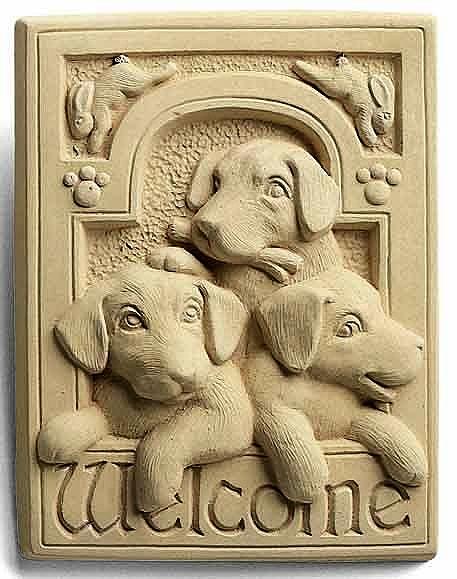 125-Welcome Puppies Plaque.jpg