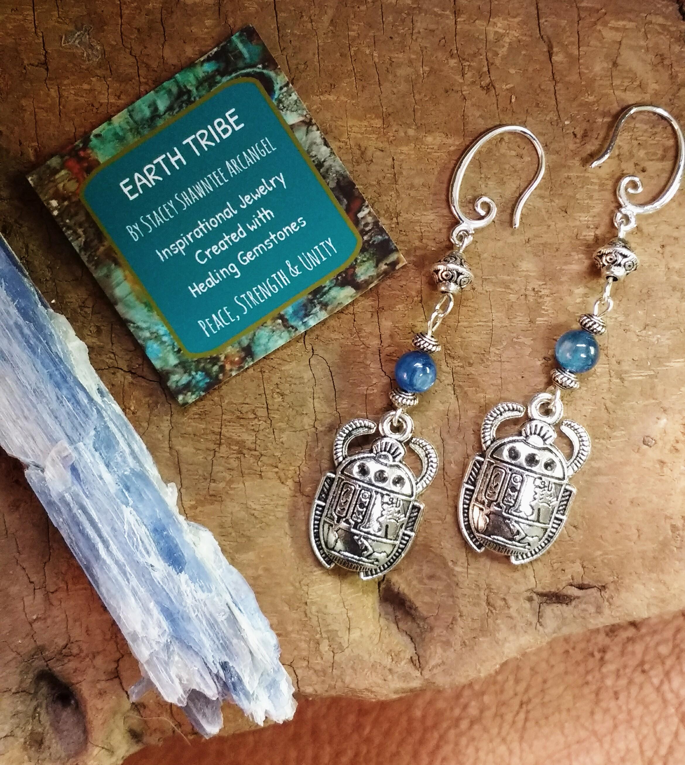 Earthtribe scarob earring.jpg