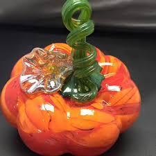 Orange pumpkin with flower.jpg