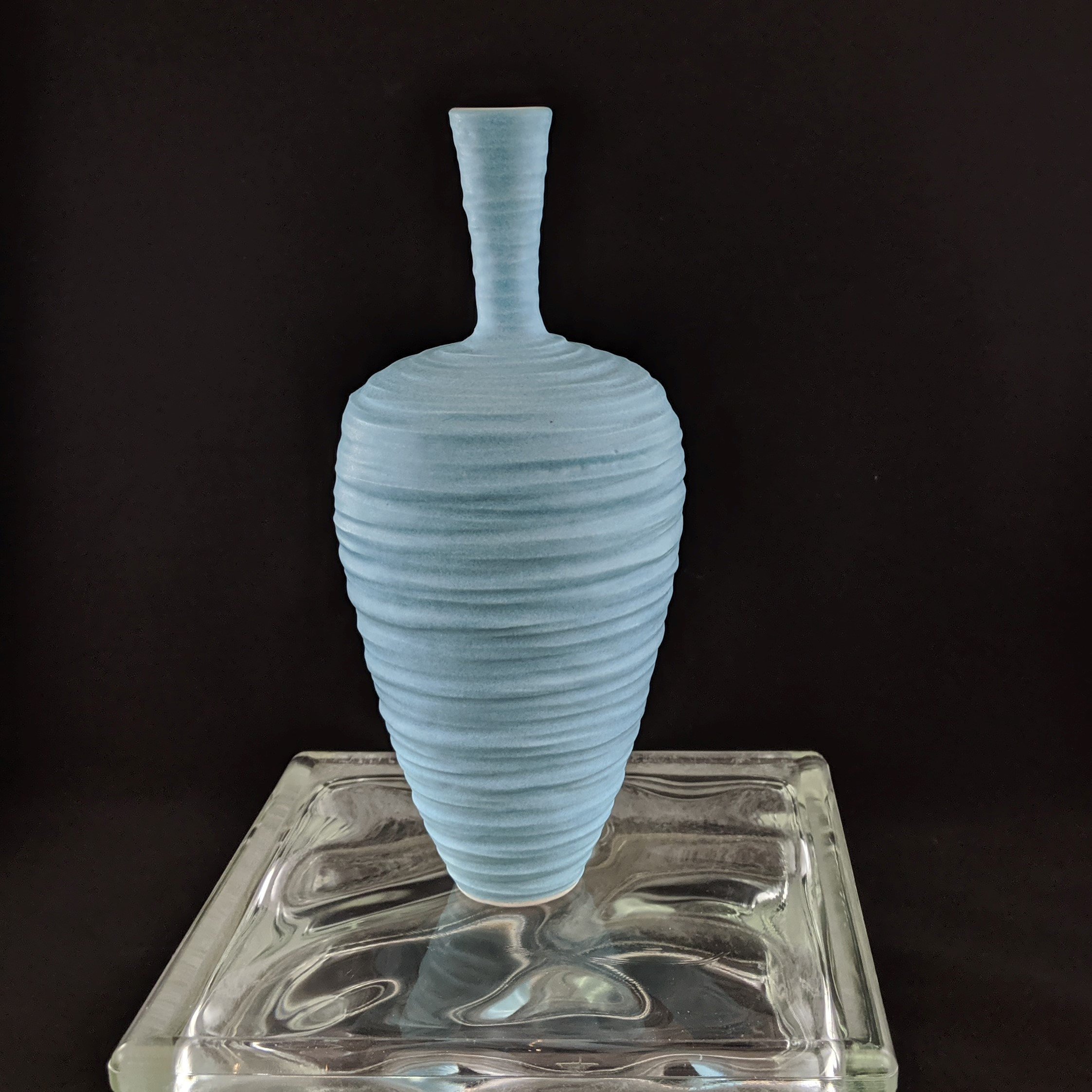 Carved Turquoise Wine Vase 9.75in a.jpg
