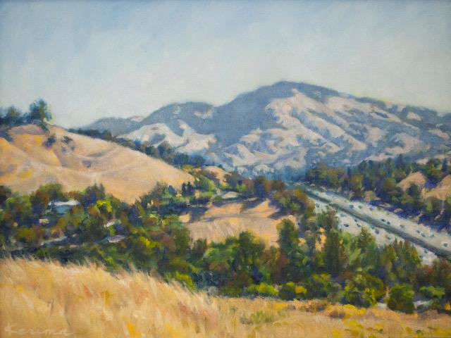 Mount Diablo View #2 by Kerima Swain.jpeg