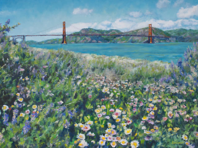Spring in San Franciscoby Kerima Swain.jpeg