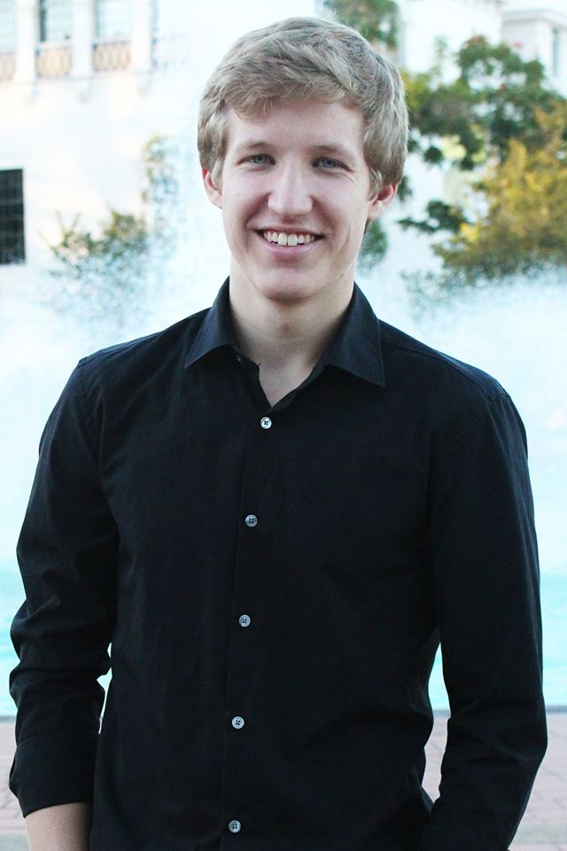 Brendan Milway (#17-1), President