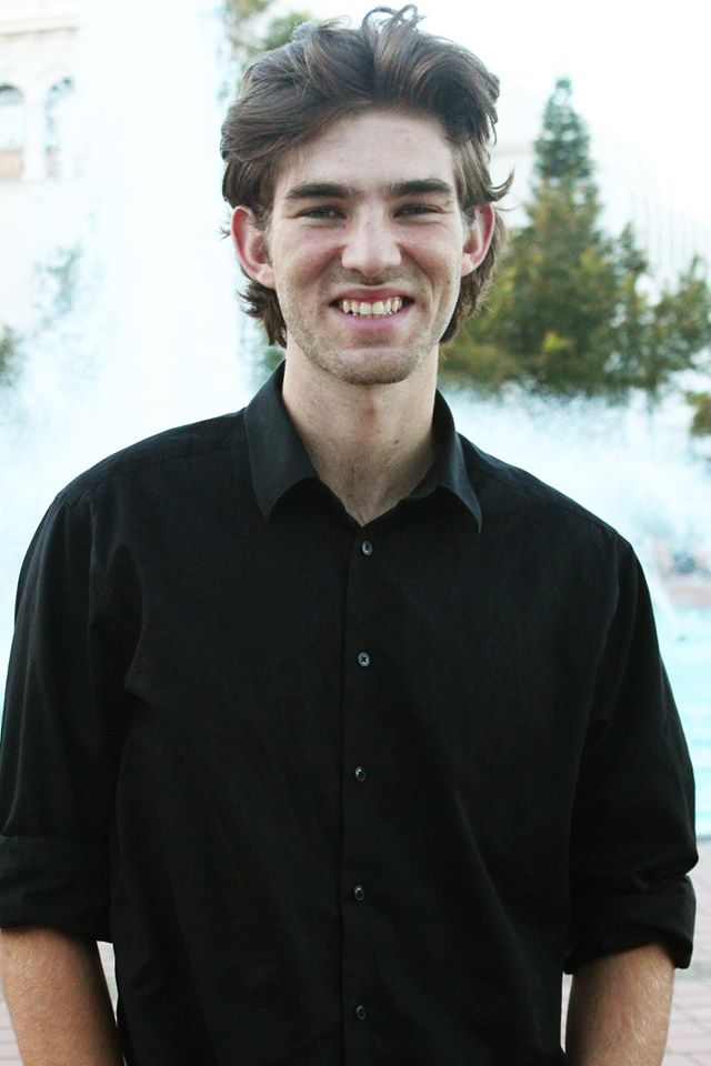 Jack Maxson (#18-2), Treasurer