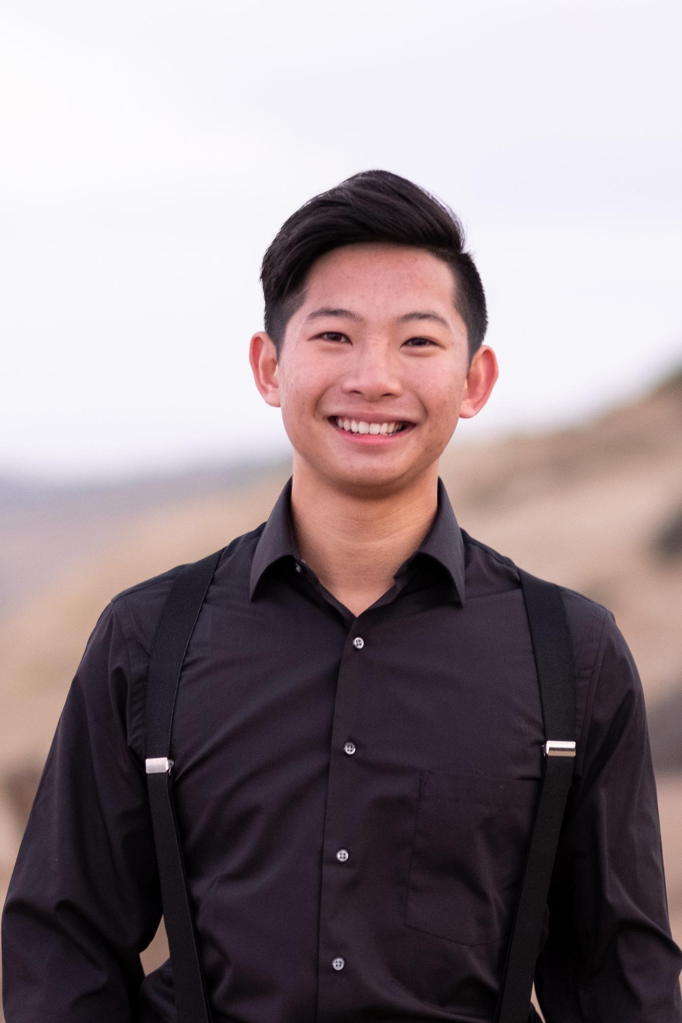 Isaac Chang (Baritone)