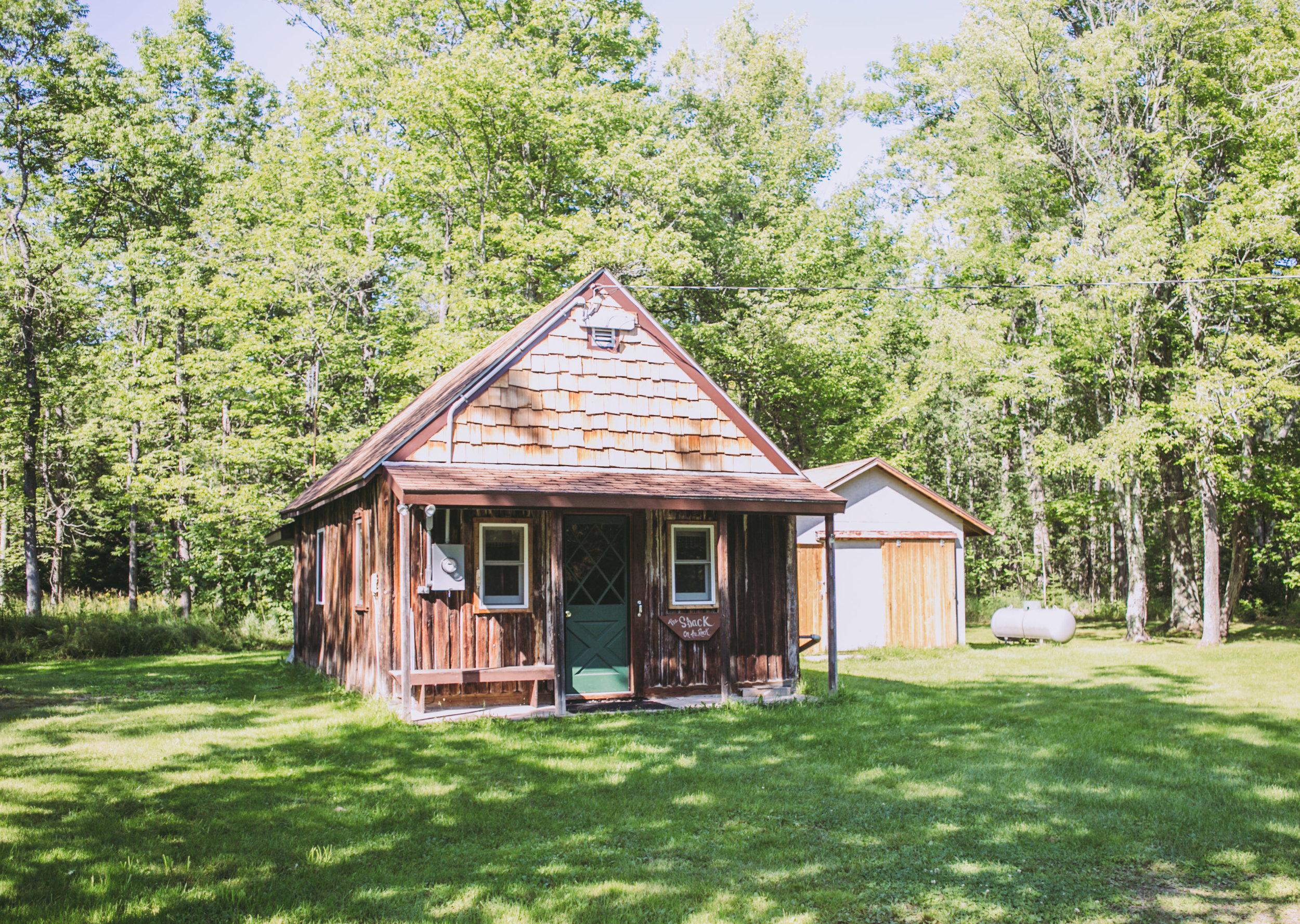 Madeline Island cabin