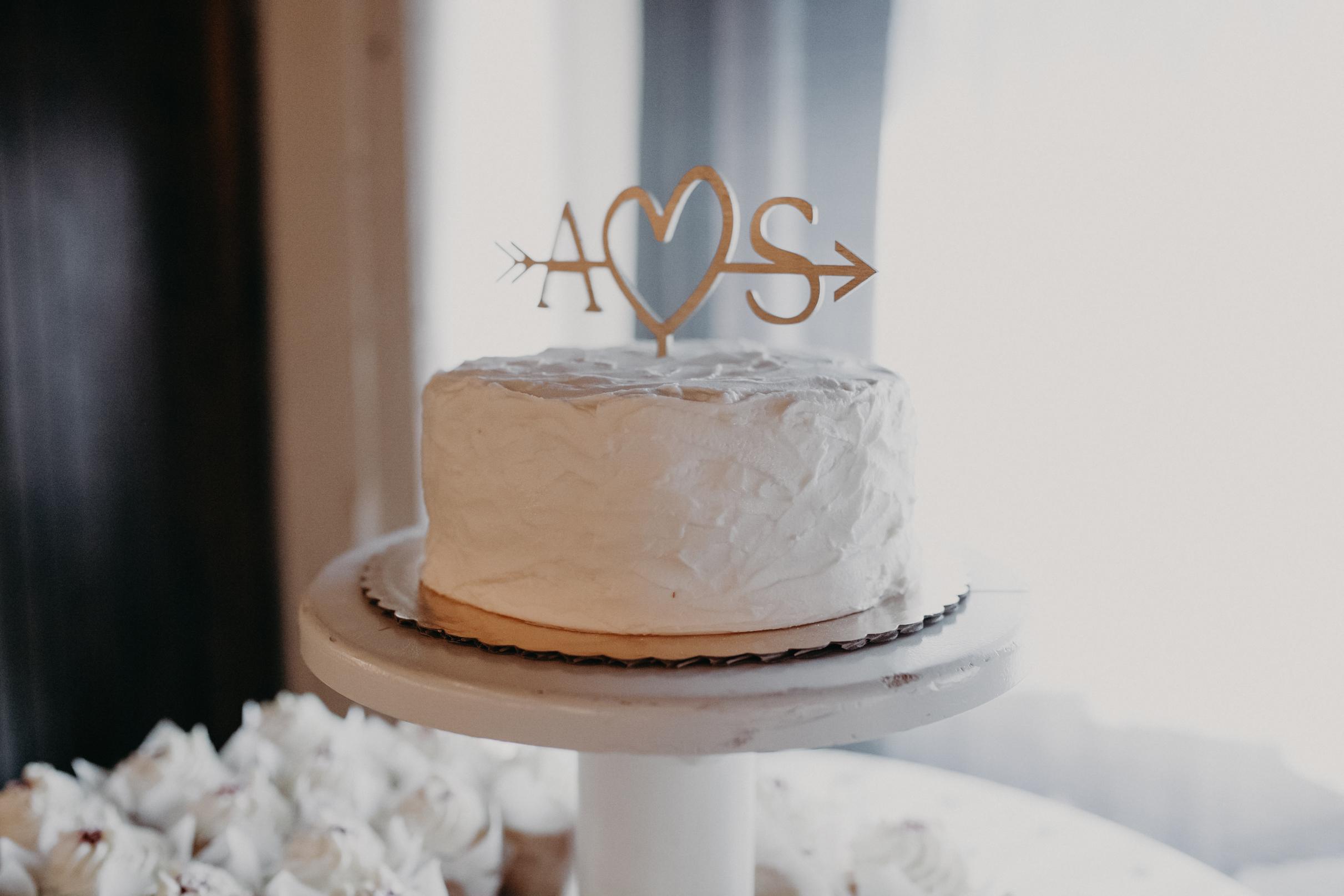 2 1/2 cups wedding cake in Marshfield WI