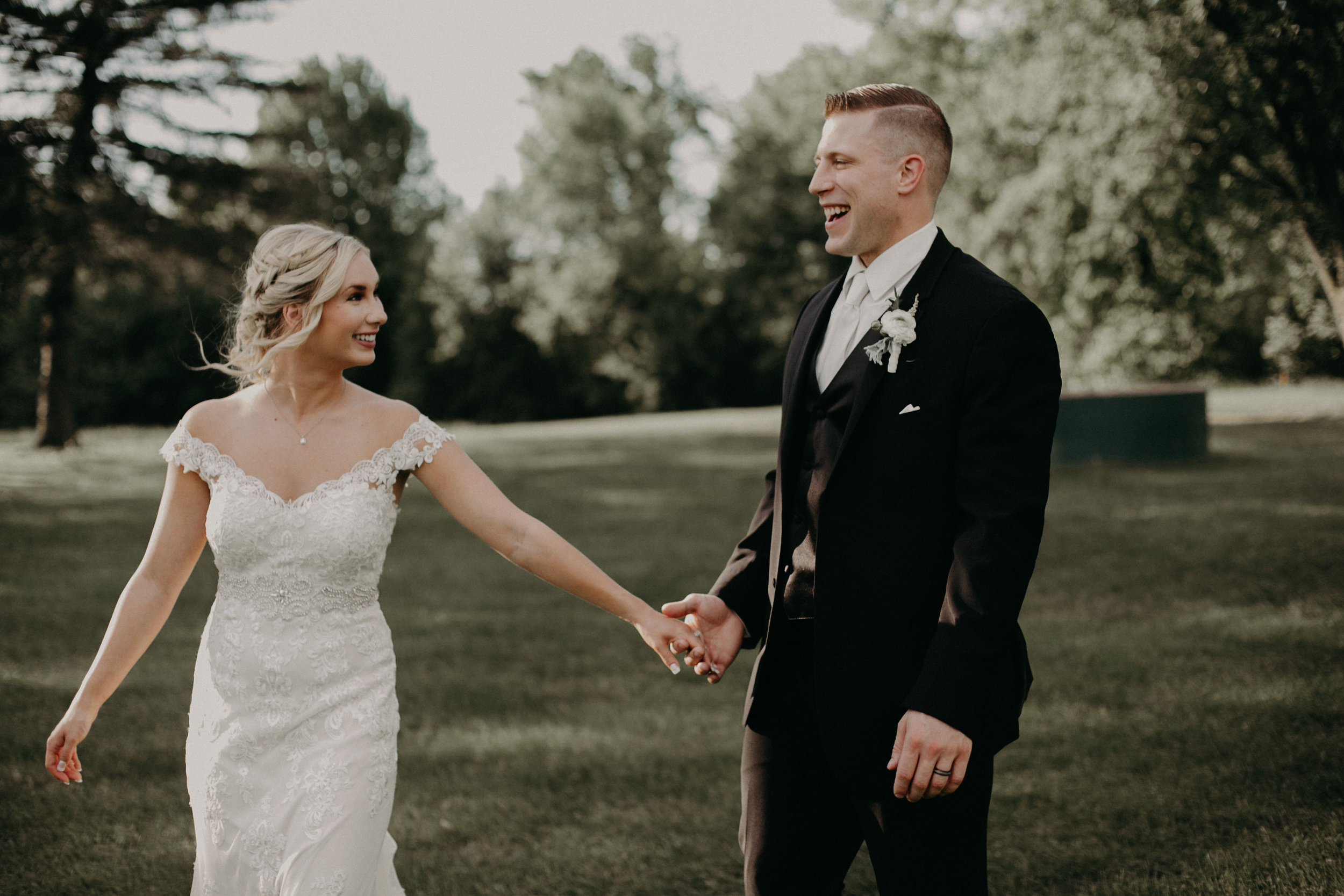 best wedding photographer in Marshfield WI Andrea Wagner Photography