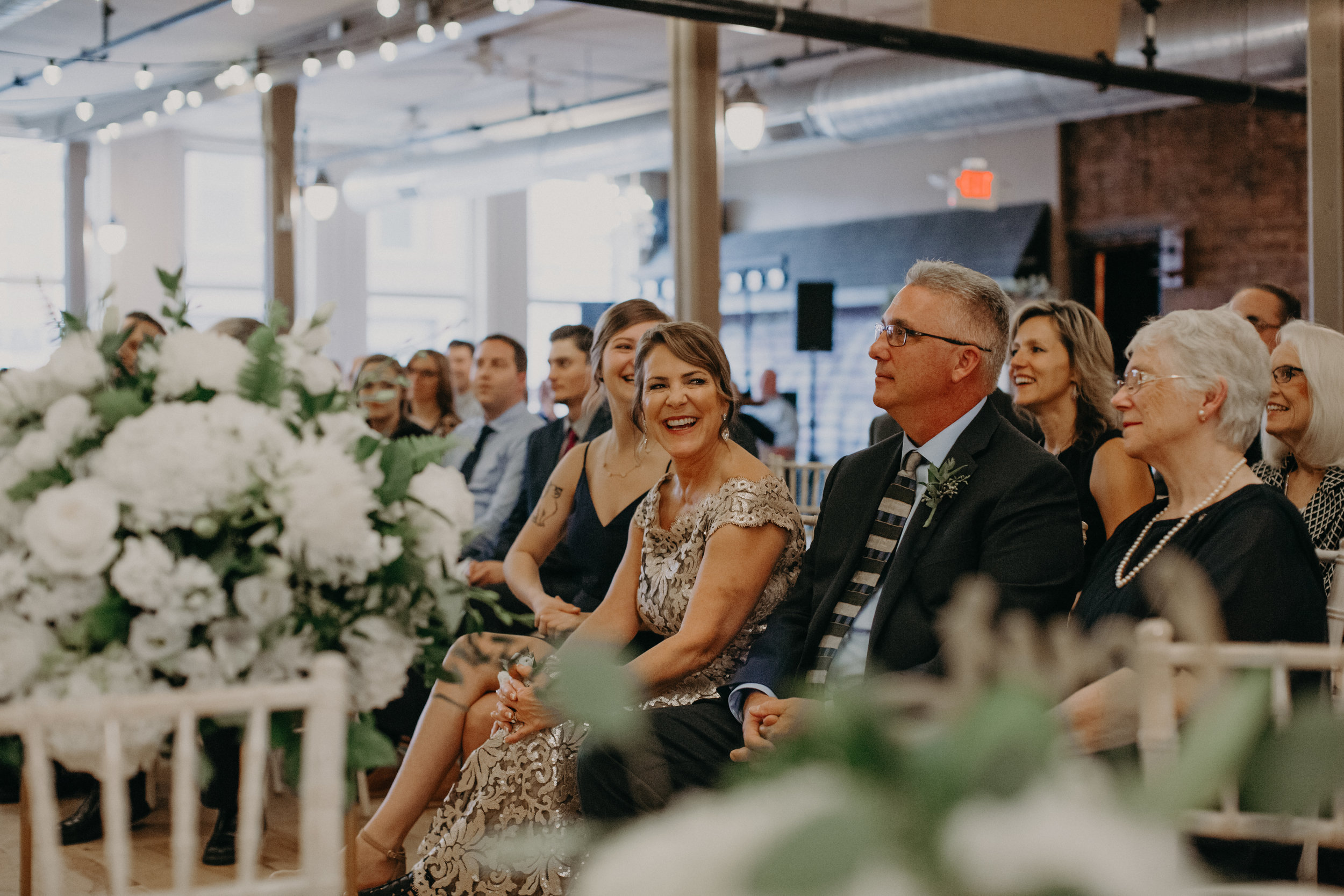 The Loft at Studio J is the perfect laid back and unique wedding venue in Stillwater MN