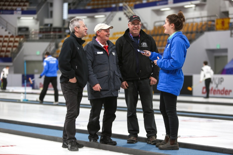 (Q&A) Icemakers of #WJCC2017 - Written for the World Curling Federation