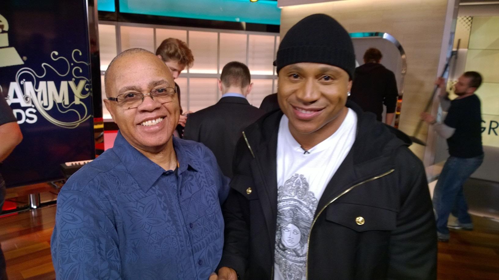 David & LL Cool J