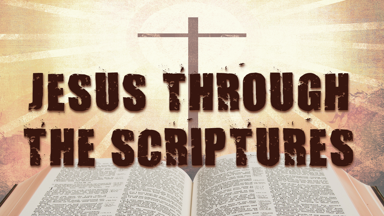 Jesus Through the Scriptures - title page.png