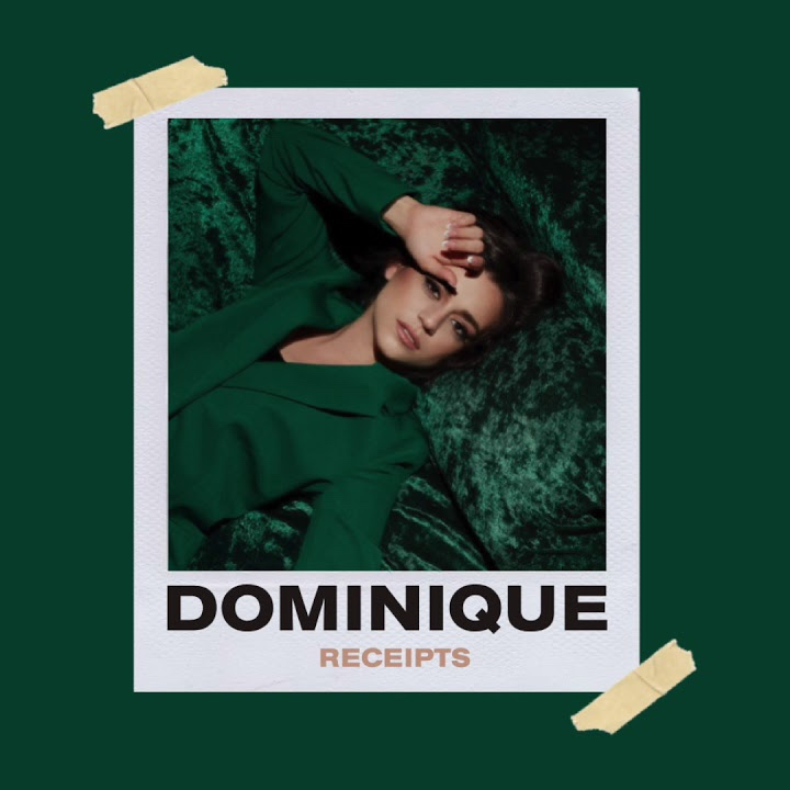Dominique - Receipts