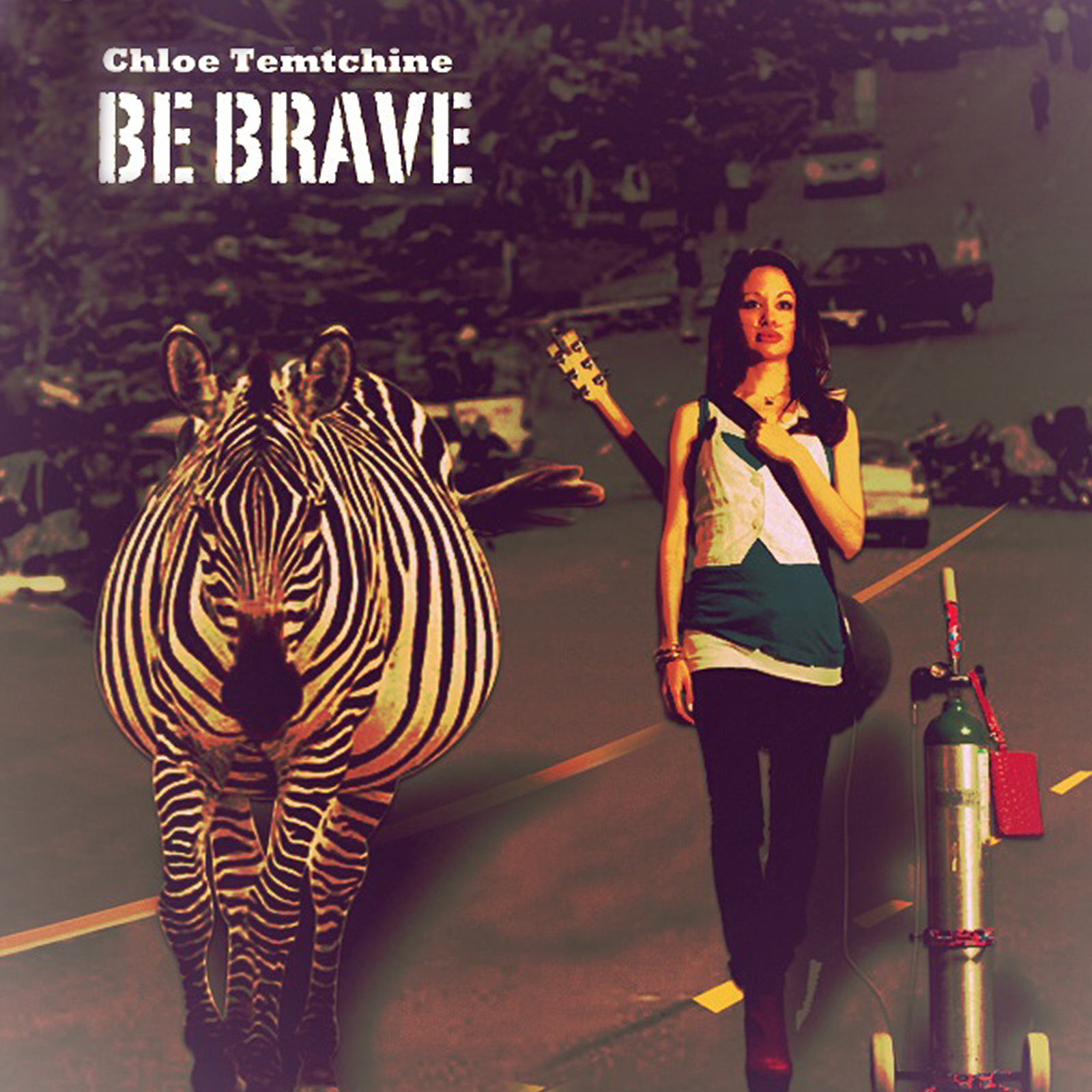 Chloe Temtchine - Be Brave - Mixing and Mastering.