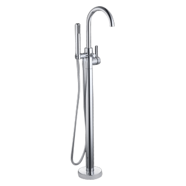 ABEY Lucia Floor Mounted Bath Filler