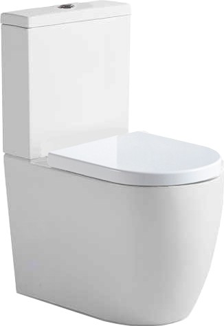 ARGENT Grace Back To Wall Toilet Suite