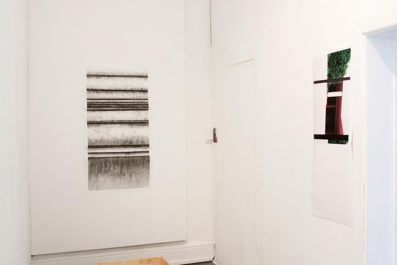 Installation View. Seventh Gallery. 2013